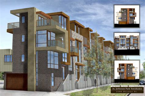 new project row houses at jefferson park denverinfill blog new jefferson park project jefferson park townhomes