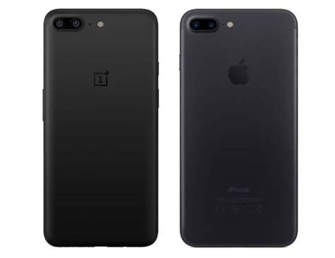 new oneplus 5 appearance iphone 7 plus and with 8gb of ram awaqa