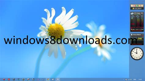 Calendar Desktop Windows 8 How To Install Desktop Gadgets On Windows 8