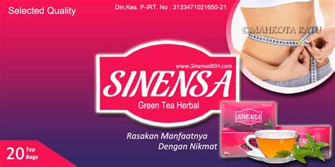 Pelangsing Green Tea sinensa teh green tea herbal teh pelangsing badan pencerah kulit