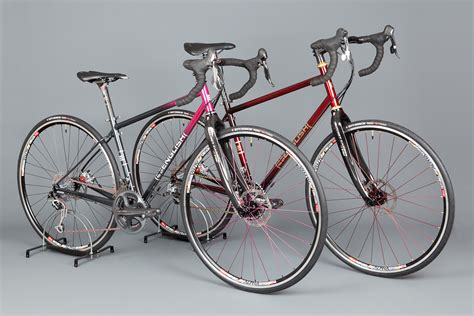Handmade Road Bikes - custom folding road adventure bikes cycles