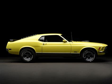 mustang 1970 mach 1 1970 ford mustang mach 1 thoughts on automotive design