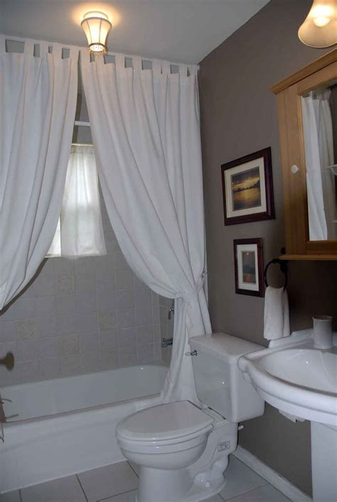 tall shower curtains ideas  pinterest double