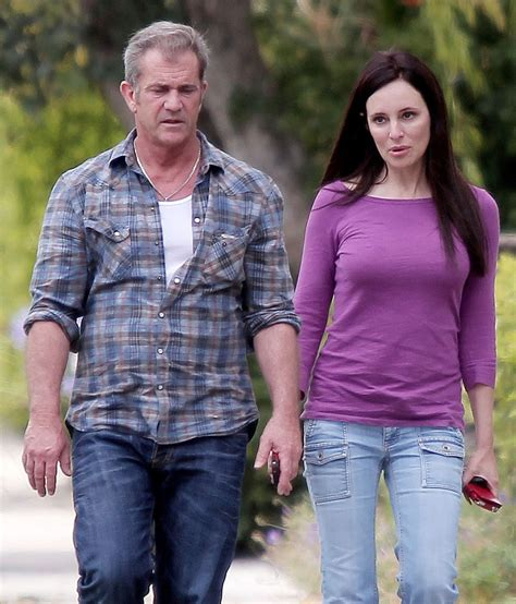 Celestino Madeline Carry All L by Mel Gibson And Madeleine Stowe Take A Stroll Zimbio