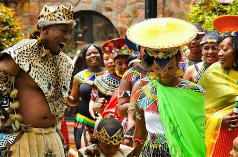 The Zulu Of Africa.   PARENTS ALLIANCE OF PRINCE GEORGE'S