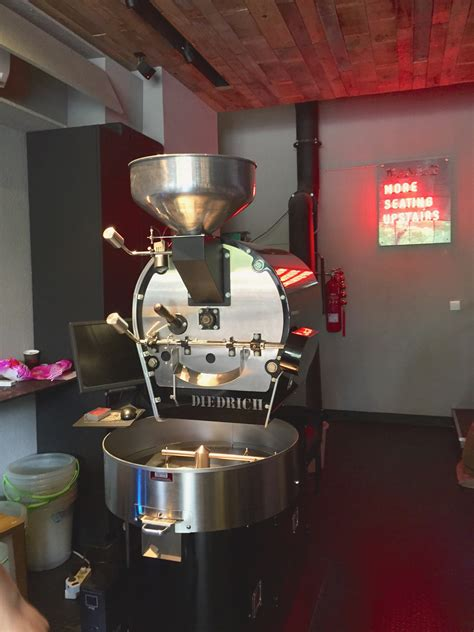 Mesin Roasting Kopi William tanamera coffee surga kuliner