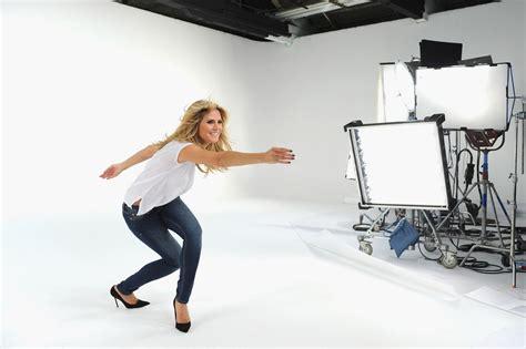 Heidi Klum Is The New Of Jordache by Heidi Klum Photos Photos Jordache Commercial
