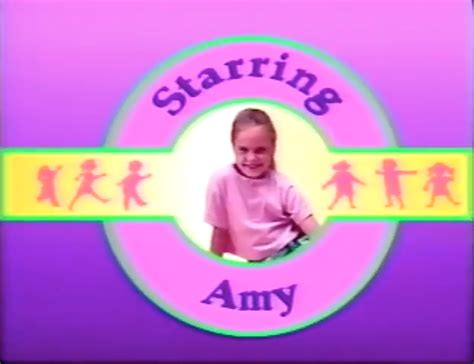 barney and the backyard gang amy image starring amy jpg barney wiki fandom powered by