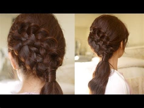 braids hairstyles tutorial for medium hair hair tutorial double braided sidedo for medium to long
