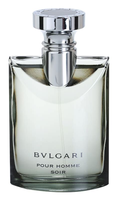 Parfum Bvlgari Pour Homme bvlgari pour homme soir eau de toilette pour homme 100 ml