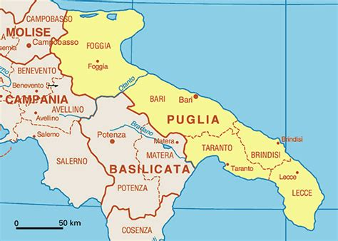 banca virtuale puglia e basilicata and kosher italy region of apulia