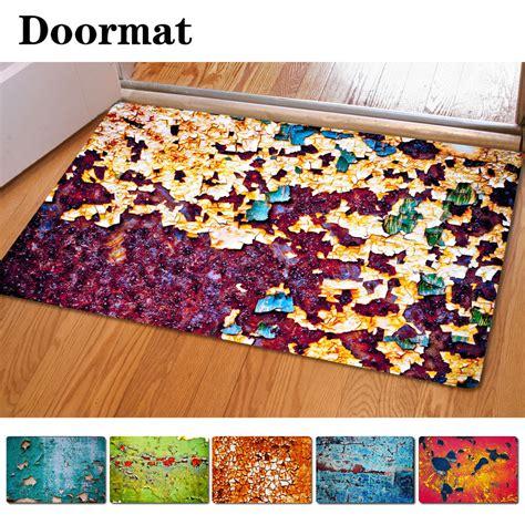 Novelty Anti Slip Door Mat Home Indoor Entrance Floor Area Mats Rugs