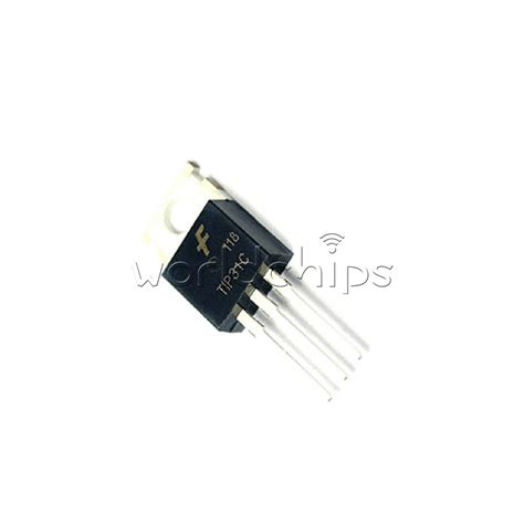 transistor npn tip 31 10pcs tip31c tip31 npn transistor 100v 3a to 220 high quality ebay