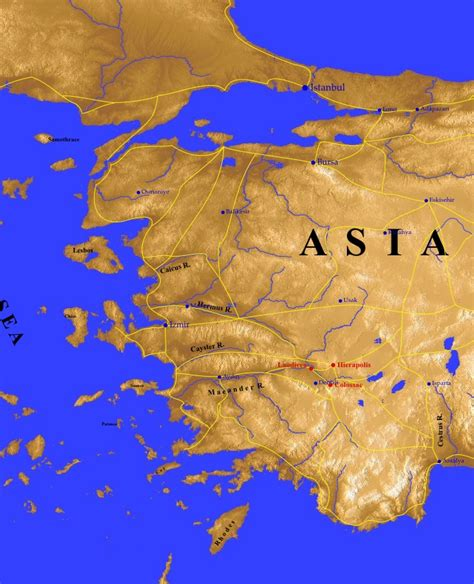 map of modern asia colossians 4 12 18 real real time real places