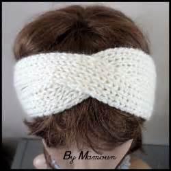 tricoter un cache oreille
