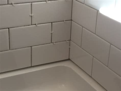bathroom gap filler floor how to fill a large gap between tile and shower