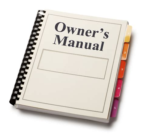 servicerepair manuals ownersusers manuals schematics building an owner s manual for your business faq lisa