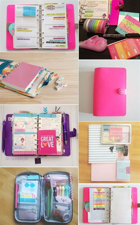 1000 images about top organizing bloggers on pinterest a few of my favourite filofax details on the blog today