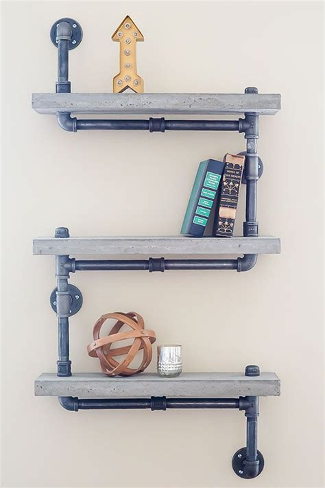 Top Shelf Plumbing by 325 Best Images About Pipe Projects On Galvanized Pipe Shelves Shelves And The Pipe