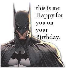 Batman Happy Birthday Meme - love batman birthday greetings for facebook pinterest
