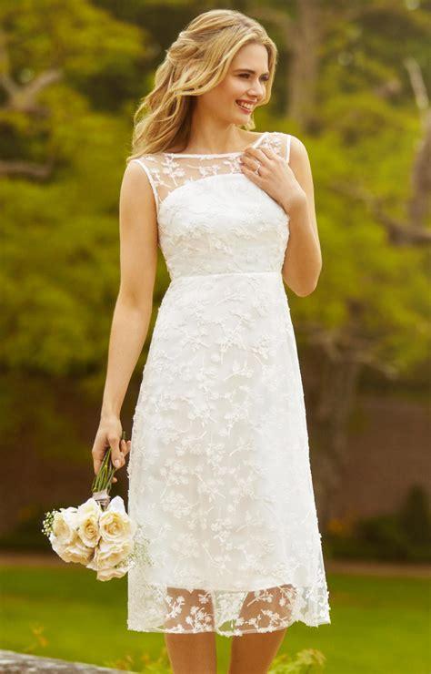 Azalia Midi Wedding Gown Ivory   Wedding Dresses, Evening