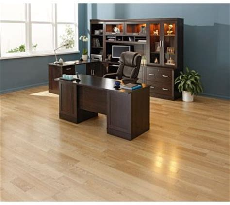 sauder office port executive desk office max sauder office port collection items for the
