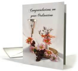 congratulations on your ordination cards