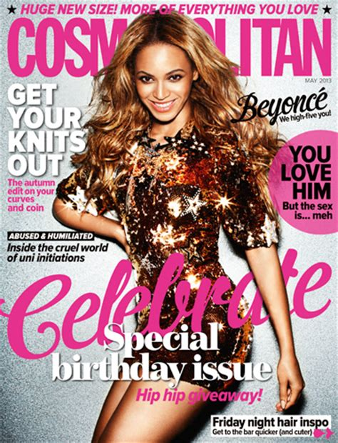 cosmopolitan article the hottest beyonce magazine covers page 15