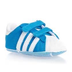 Crib Shoe by Adidas Originals Superstar 2 Crib Shoes Solar Blue