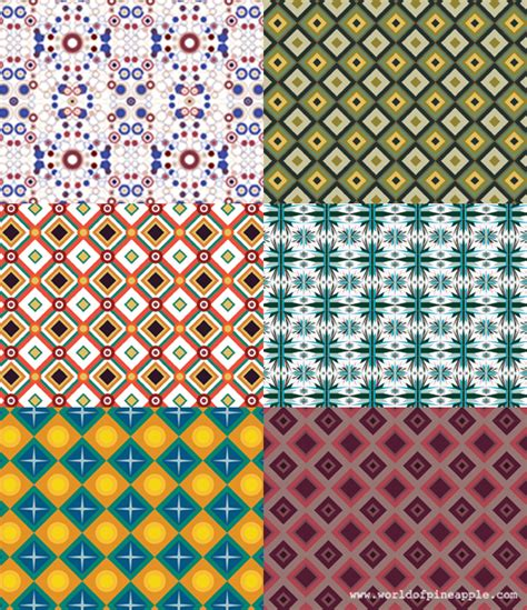 design pattern net tutorial tutorial tile pattern design world of pineapple