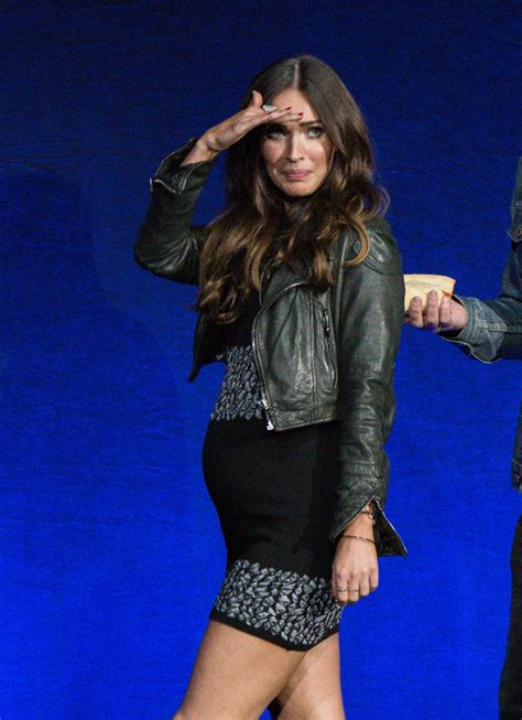 megan fox i hear messages from my unborn child megan fox takes advice from unborn child