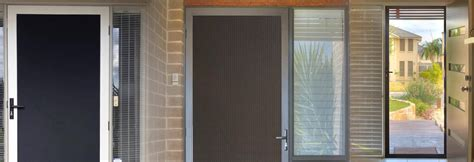 security mesh adelaide w s security doors screens