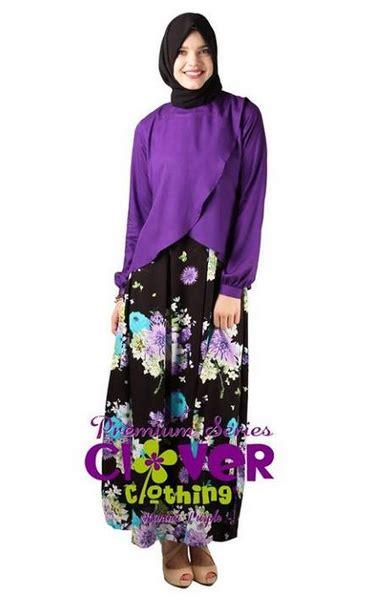 Busana Muslim Terkini contoh foto baju muslim modern terbaru 2016 variasi model busana muslim terkini 2016