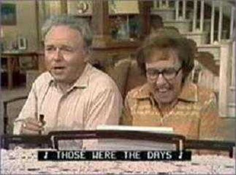 all in the family those were the days bartcop entertainment archives saturday 26 september 2009