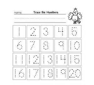 Template For Numbers 1 100 by Tracing Numbers 1 10 Free Printable Loving Printable