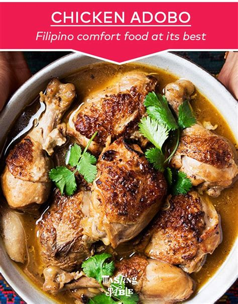 filipino comfort food 208 best chicken recipes images on pinterest