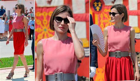 imagenes hola reina la reina letizia y su espectacular moda de verano