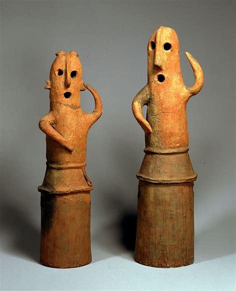 Vases Made In Japan Haniwa Stamp By Tofuji Thingiverse