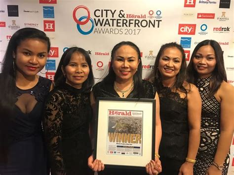 Careerleader Mba Discount by City And Waterfront Awards 2017 The List Of Winners