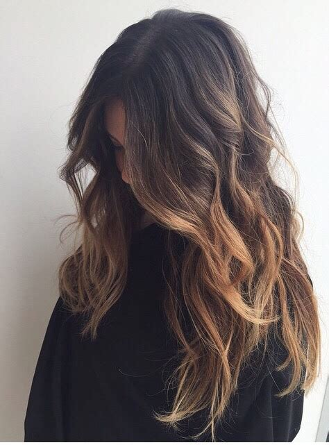 Balayage For Light Brown Hair by 60 Balayage Hair Color Ideas With Brown Caramel