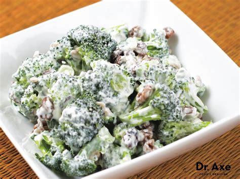 broccoli salad recipe dr axe
