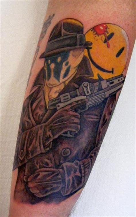 rorschach tattoo rorschach from watchmen mir 225 puri rizzo things