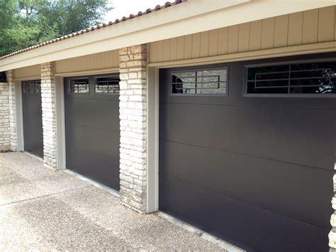 Metal Garage Doors Coated Cowart Door Systems