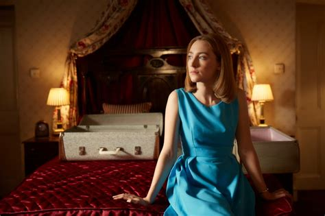 on chesil beach saoirse ronan faces romantic hardship in first trailer for