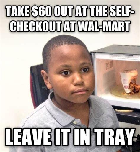 Self Checkout Meme - livememe com minor mistake marvin