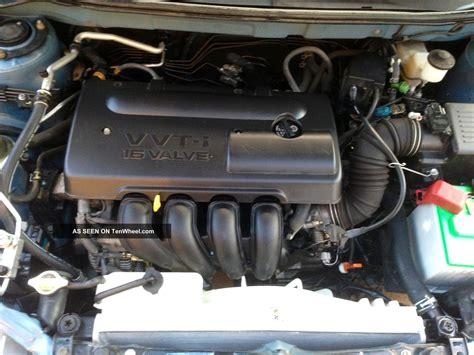 service manual small engine maintenance and repair 2004 toyota matrix regenerative braking