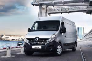 Master Renault 2016 Renault Master With Clever Features