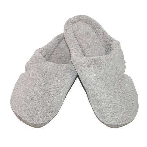 dearfoam house slippers dearfoam house slippers 28 images dearfoams womens velour open toe scuff slippers