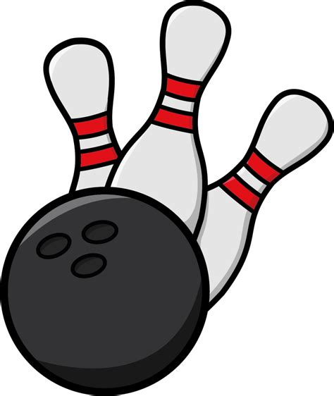 clipart bowling bowling clipart transparent pencil and in color bowling