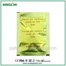 Jun Gong Detox Foot Patch Review by Korea Jun Gong Gold Relax Detox Foot Patch Products China